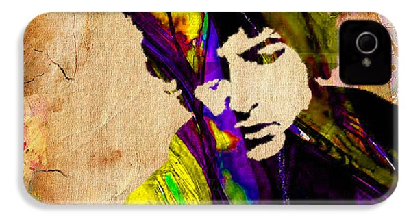 Bob Dylan Collection IPhone 4 / 4s Case by Marvin Blaine