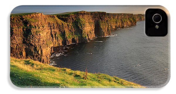 Cliffs Of Moher Sunset Ireland IPhone 4 Case
