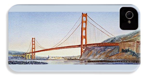 Golden Gate Bridge San Francisco IPhone 4 Case