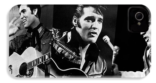 Elvis IPhone 4 / 4s Case by Marvin Blaine