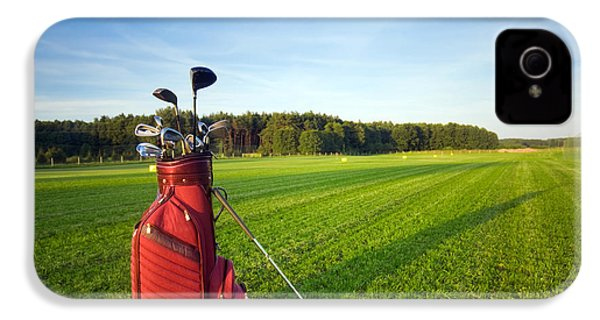 Golf Gear IPhone 4 / 4s Case by Michal Bednarek