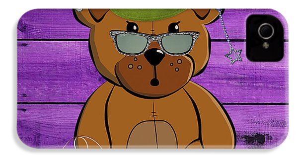 Baby Bear Collection IPhone 4 Case