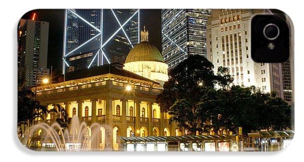 Hong Kong IPhone 4 Case