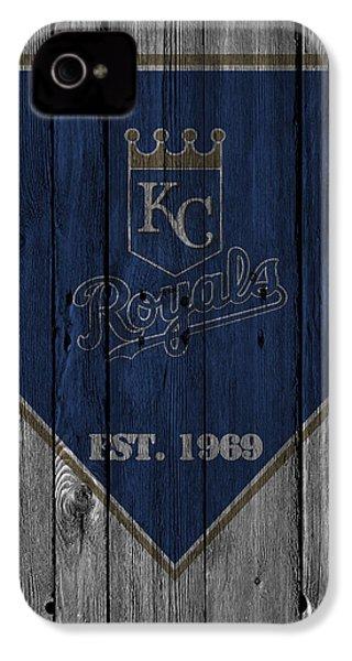 Kansas City Royals IPhone 4 Case