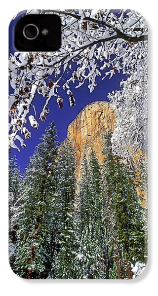 Usa, California, Yosemite National Park IPhone 4 Case by Jaynes Gallery