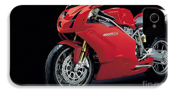 999s Ducati IPhone 4 / 4s Case by Marvin Blaine
