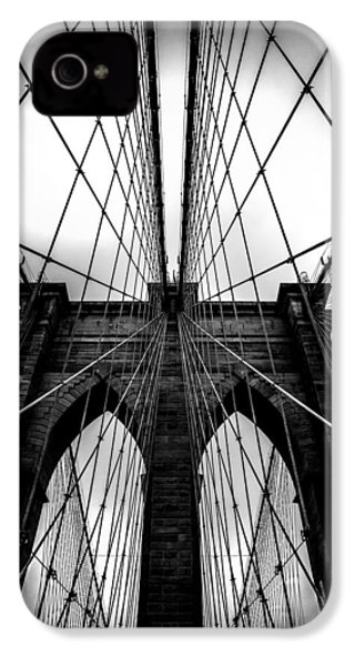 A Brooklyn Perspective IPhone 4 / 4s Case by Az Jackson