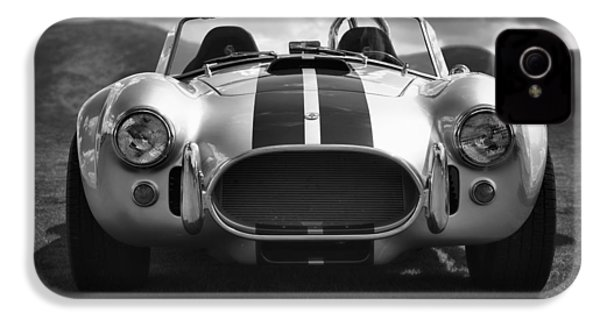 Ac Cobra 427 IPhone 4 Case by Sebastian Musial