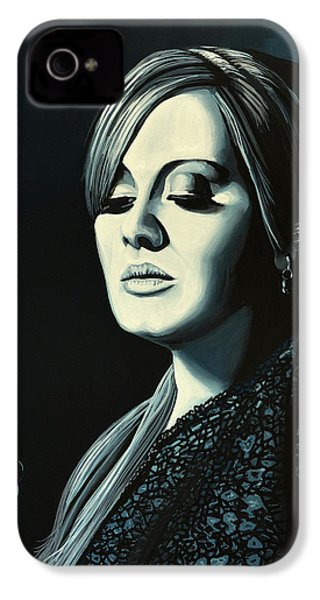Adele 2 IPhone 4 Case