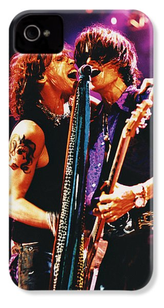 Aerosmith - Toxic Twins IPhone 4 Case by Epic Rights