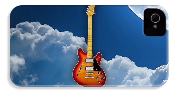 Air Guitar IPhone 4 Case