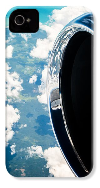 Tropical Skies IPhone 4 Case by Parker Cunningham