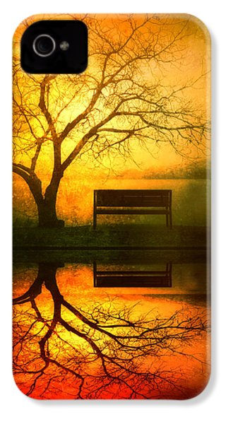 And I Will Wait For You Until The Sun Goes Down IPhone 4 / 4s Case by Tara Turner