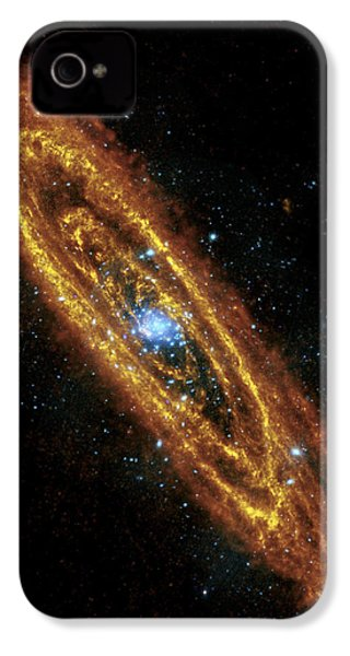 Andromeda Galaxy IPhone 4 Case