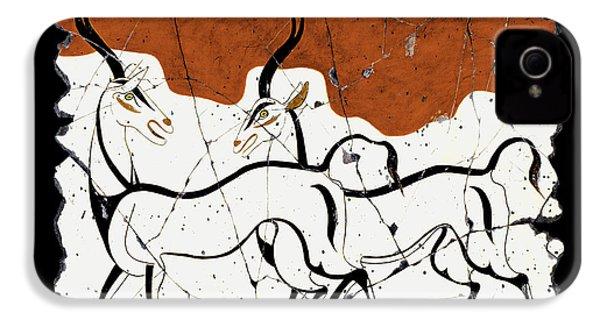 Antelope Of Akrotiri IPhone 4 Case