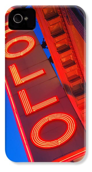 Apollo Nights IPhone 4 / 4s Case by James Kirkikis