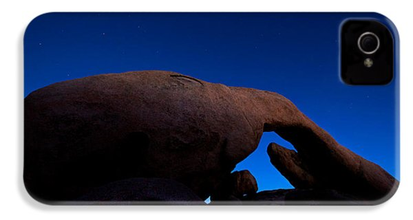 Arch Rock Starry Night IPhone 4 / 4s Case by Stephen Stookey