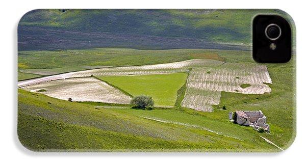 IPhone 4 Case featuring the photograph Parko Nazionale Dei Monti Sibillini, Italy 7 by Dubi Roman