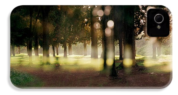 IPhone 4 Case featuring the photograph At The Yarkon Park Tel Aviv by Dubi Roman