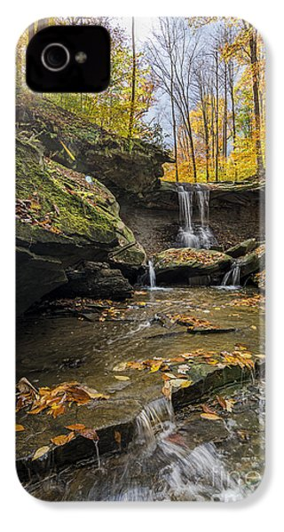 Autumn Flows IPhone 4 / 4s Case by James Dean