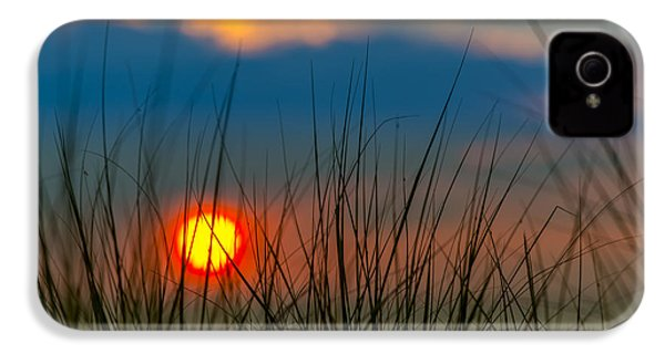 Ball Of Fire IPhone 4 / 4s Case by Sebastian Musial