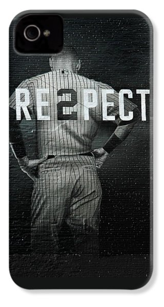 Baseball IPhone 4 Case