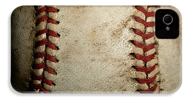 Baseball Seams IPhone 4 Case