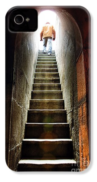 Basement Exit IPhone 4 / 4s Case by Carlos Caetano