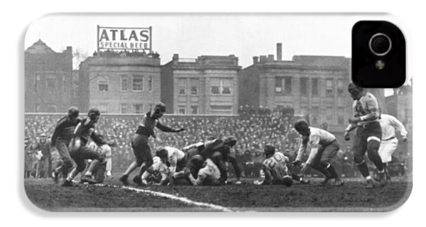 Bears Are 1933 Nfl Champions IPhone 4 Case by Underwood Archives