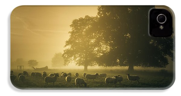 Before Dawn Gathering IPhone 4 / 4s Case by Chris Fletcher
