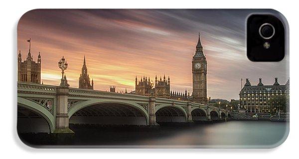 Big Ben, London IPhone 4 Case