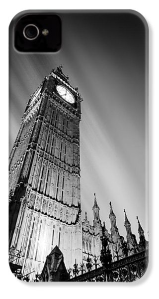 Big Ben London IPhone 4 / 4s Case by Ian Hufton