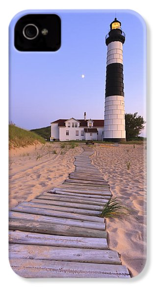 Big Sable Point Lighthouse IPhone 4 Case