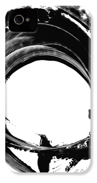 Black Magic 304 By Sharon Cummings IPhone 4 Case