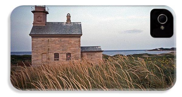 Block Island North West Lighthouse IPhone 4 Case