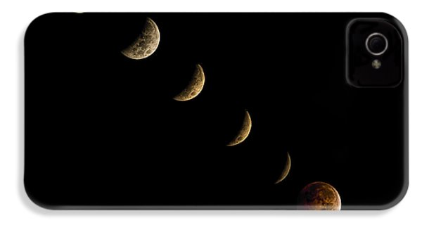 Blood Moon IPhone 4 / 4s Case by James Dean