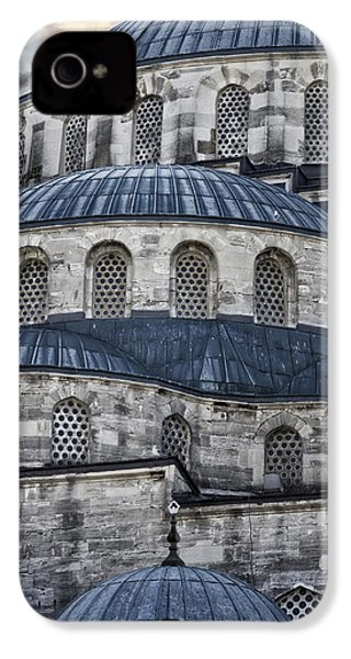 Blue Dawn Blue Mosque IPhone 4 Case