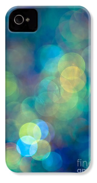 Blue Of The Night IPhone 4 Case by Jan Bickerton