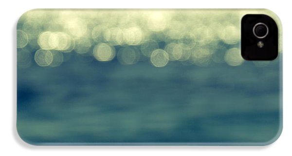 Blurred Light IPhone 4 Case by Stelios Kleanthous