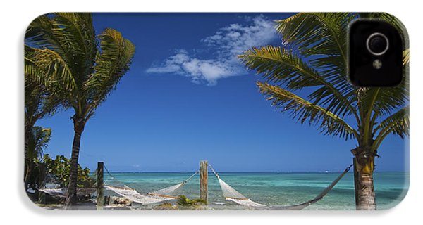 Breezy Island Life IPhone 4 Case by Adam Romanowicz
