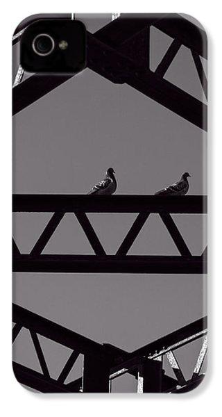 Bridge Abstract IPhone 4 Case