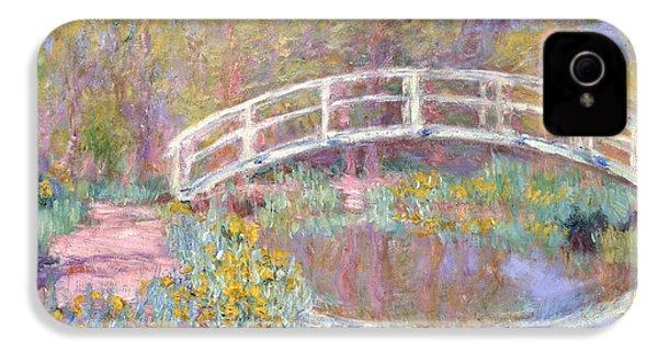 Bridge In Monet's Garden IPhone 4 Case