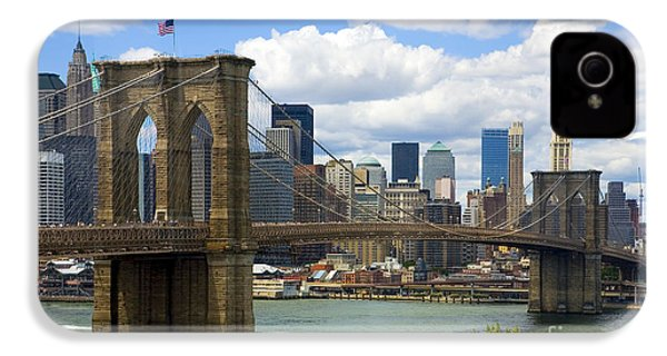 Brooklyn Bridge IPhone 4 Case