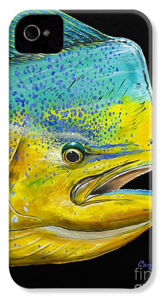 Bull Head Off0033 IPhone 4 Case