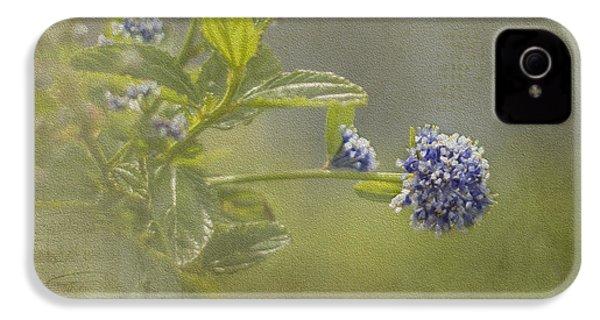 California Lilac IPhone 4 Case