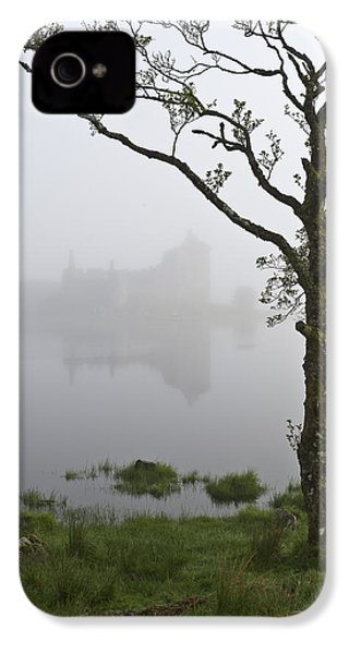 Castle Kilchurn Tree IPhone 4 Case