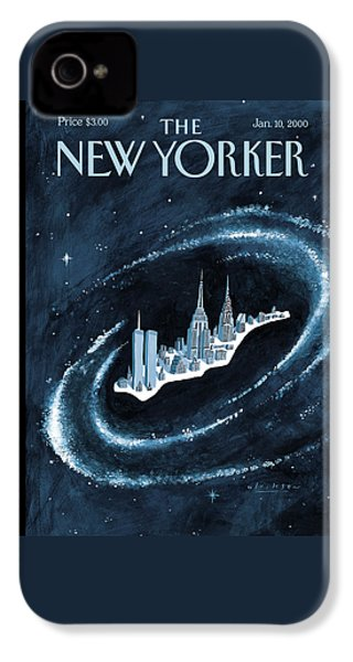 Center Of The Universe IPhone 4 Case