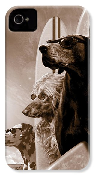Changes IPhone 4 Case by Garry Walton