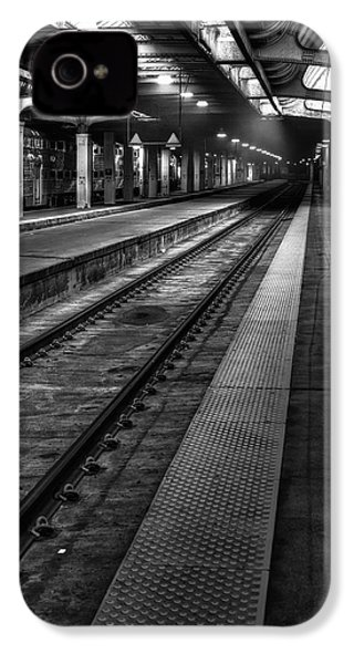 Chicago Union Station IPhone 4 Case by Scott Norris