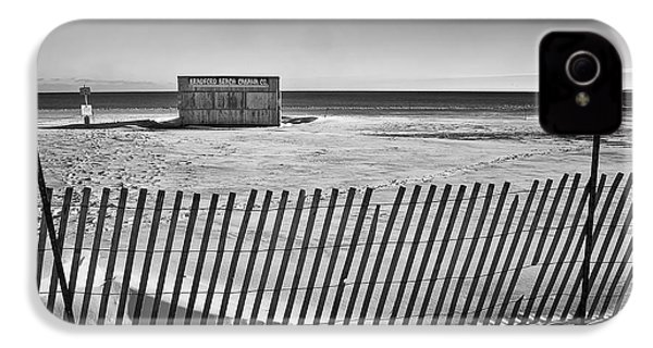 Closed For The Season IPhone 4 / 4s Case by Scott Norris